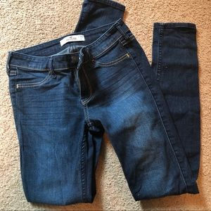Hollister Jeggings Style Skinny Jeans